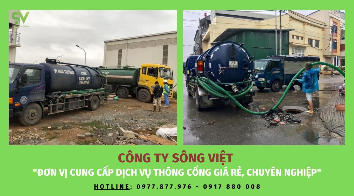 Công ty Môi trường Sông Việt